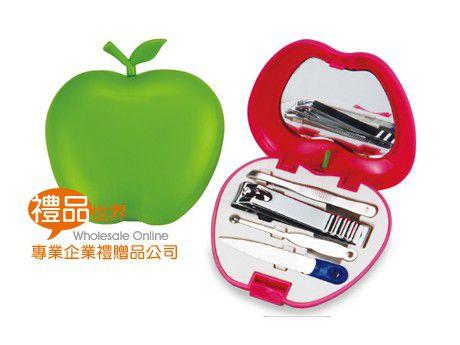 亮彩蘋果4件修容組