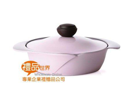CHEF TOPF玫瑰淺鍋24CM