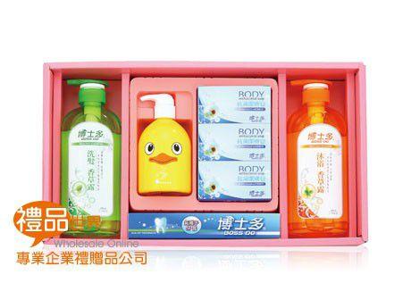 博士多沐浴禮盒7入組
