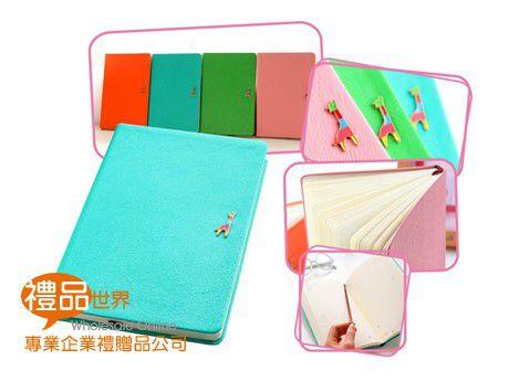 可愛小鹿筆記本(48K)