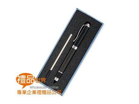 黑鑽碳纖鋼珠筆組