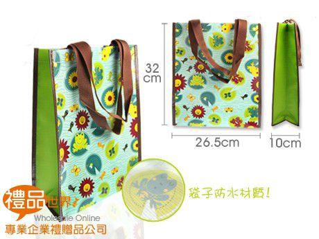 防潑水購物袋26.5*10*32