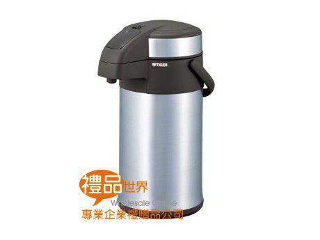 虎牌氣壓式不銹鋼保溫熱水瓶(3L)