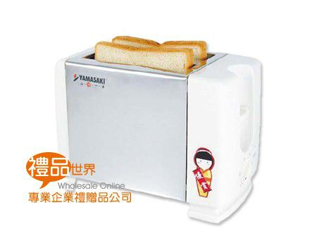 時尚亮銀烤麵包機