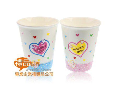 好心情陶瓷杯兩入組