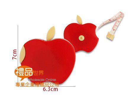 蘋果造型捲尺