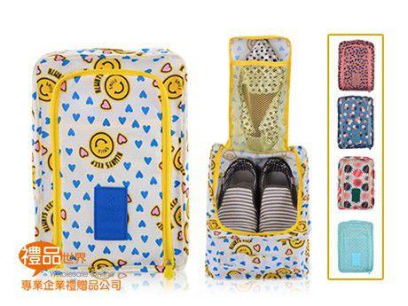 創意印花鞋袋