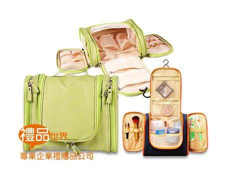 時尚大容量旅行盥洗包