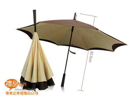 復古英倫反向傘