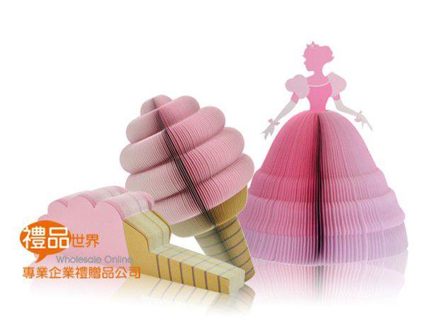 客製化立體造型便條紙