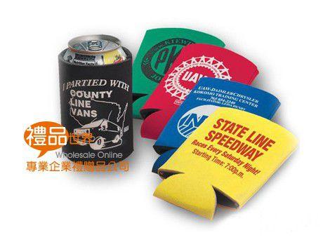 客製化啤酒罐潛水布保冰套