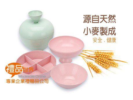 環保小麥水果分格盤