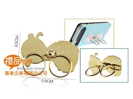 小馬造型手機指環支架