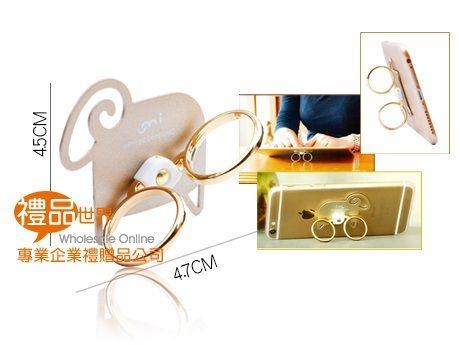 綿羊造型手機指環支架