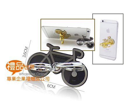 腳踏車造型手機支架