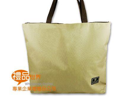 簡約梯型購物袋