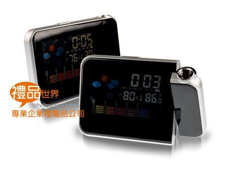 投影溫溼度計電子鐘