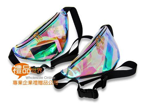 炫彩透明兩用包