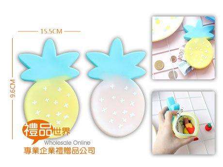 鳳梨造型零錢包