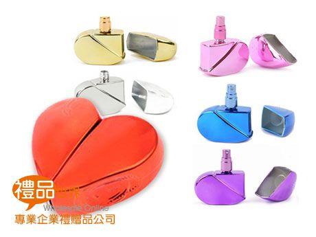 心型噴霧香水瓶