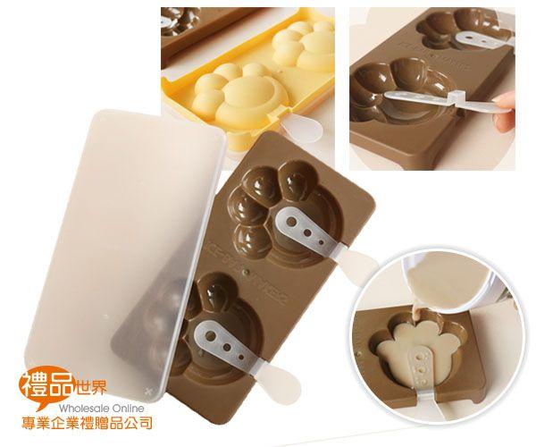 萌貓腳印造型製冰盒