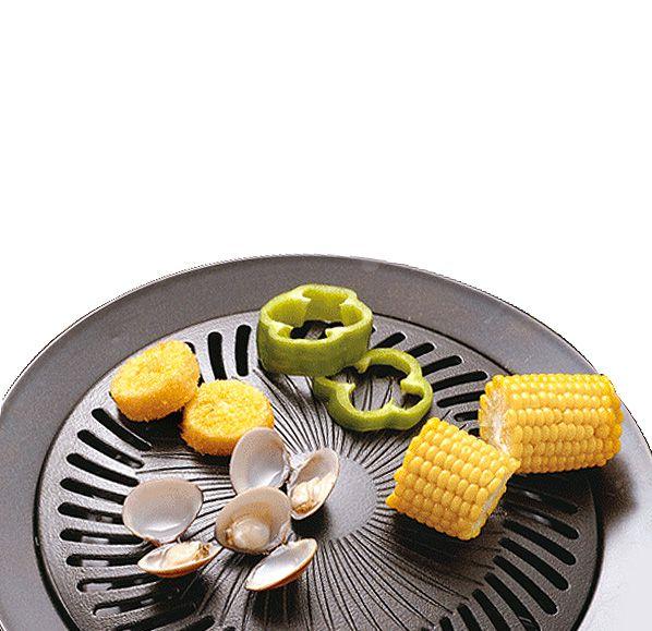 妙管家休閒爐噴砂烤盤
