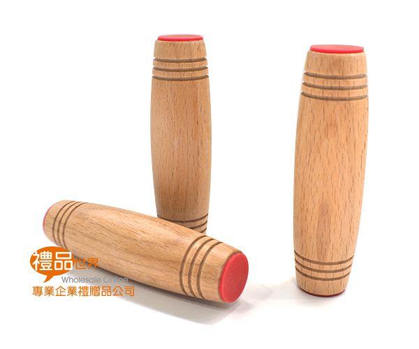 木質翻轉紓壓棒