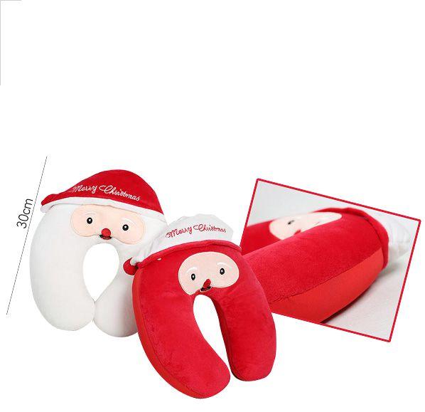 耶誕節車用頸枕