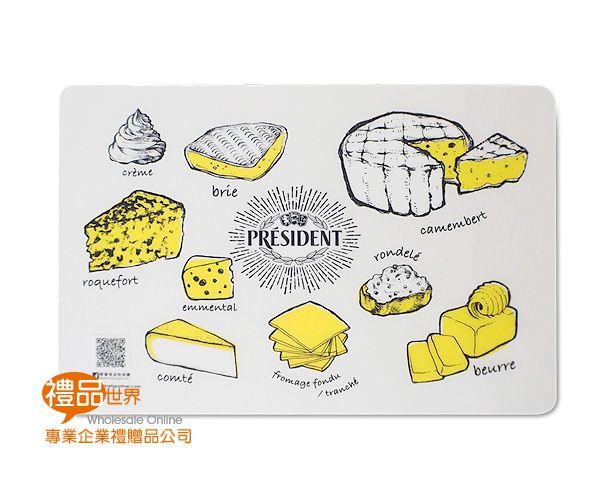 客製化全彩PP餐墊(A3)