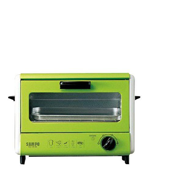 聲寶6公升雙層電烤箱