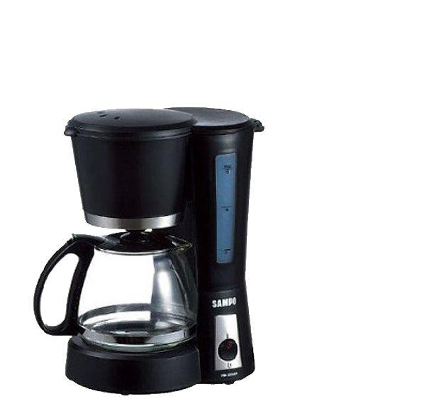聲寶6人份美式咖啡機