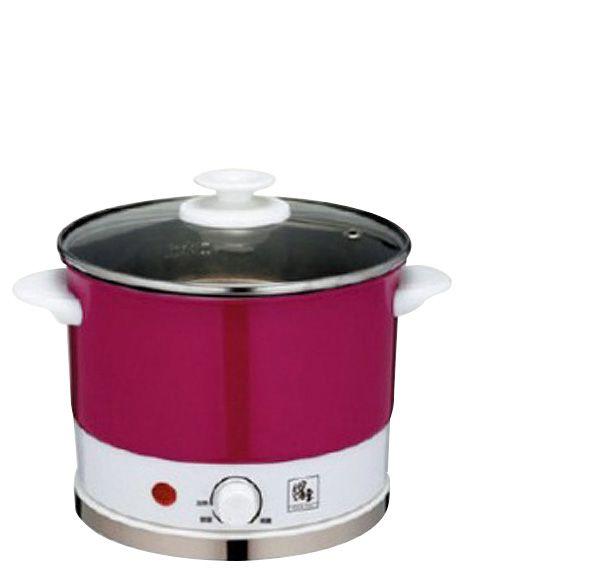 鍋寶炫彩不鏽鋼美食鍋