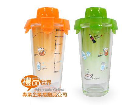 冰涼玻璃杯400ml(兩入組)