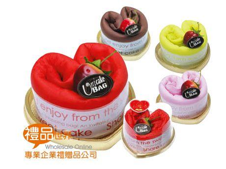 愛戀蛋糕購物袋