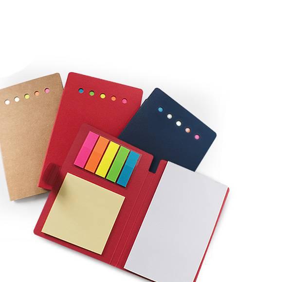環保隨身筆記本