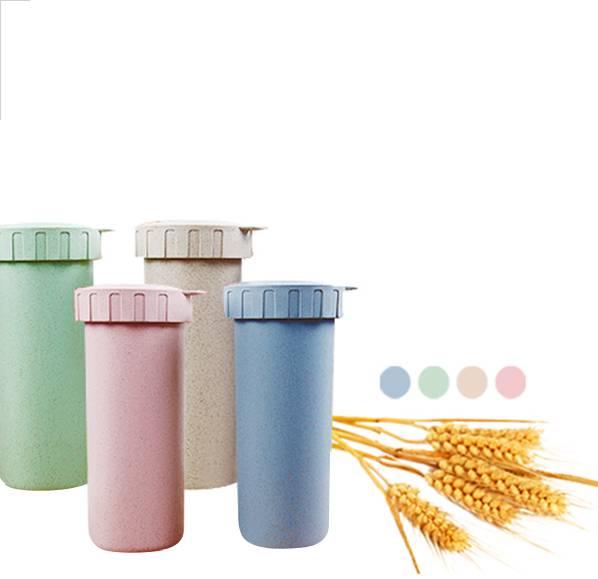 環保小麥隨手杯