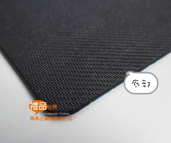 客製化布面橡膠滑鼠墊(方)