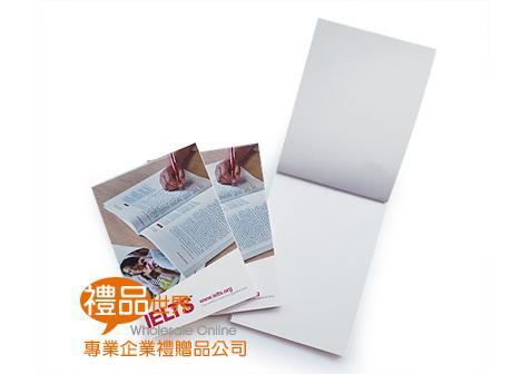 客製化A6膠裝便條紙