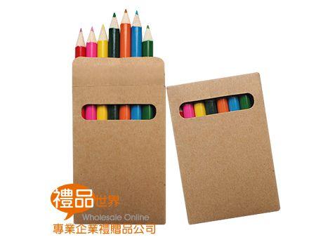 客製化8色色鉛筆組