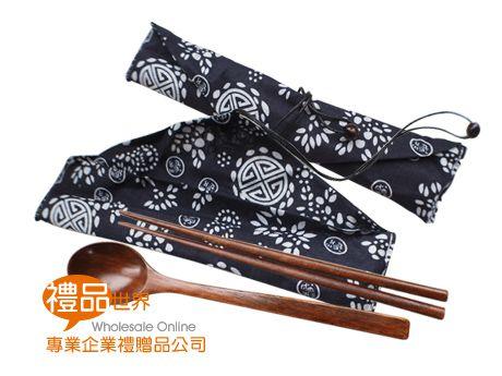 和風日式木質餐具組