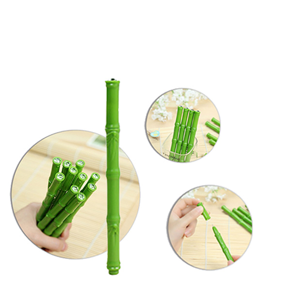 節節高升竹子造型筆