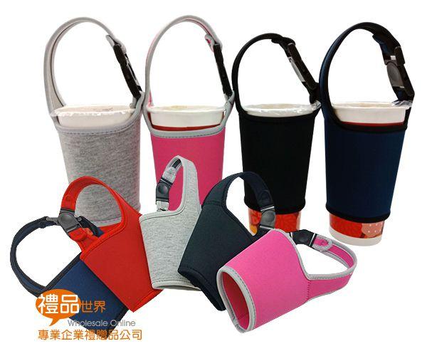 客製化潛水布飲料杯袋(長版)