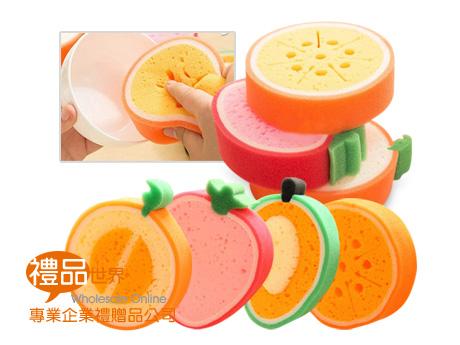 水果造型海綿