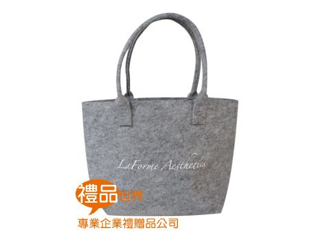 客製化毛氈布手提包