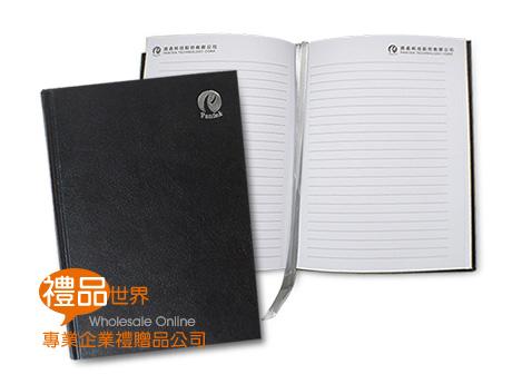 客製化商務精裝筆記本(A5)