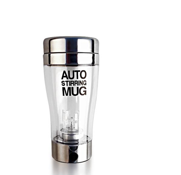 透明自動攪拌杯