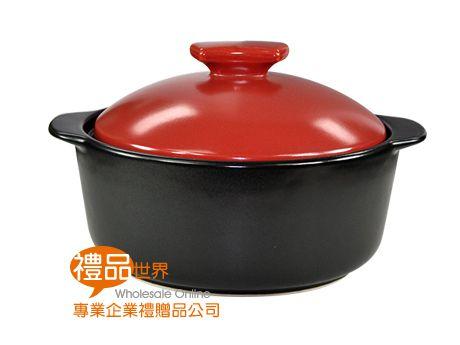 繽紛森活超耐熱砂鍋(2.3L)
