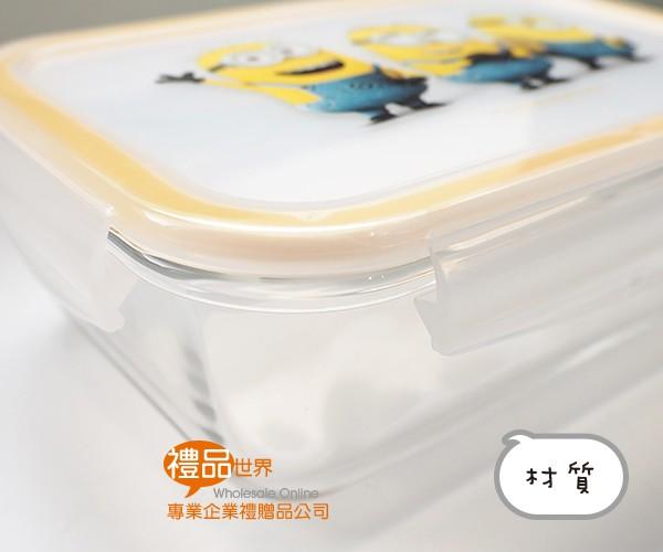 卡通玻璃保鮮盒(附保溫提袋)