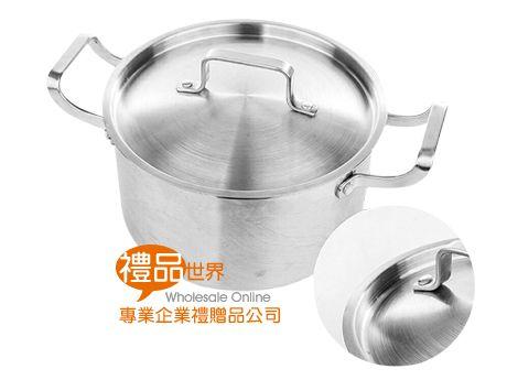 不鏽鋼304五層複合金雙耳鍋