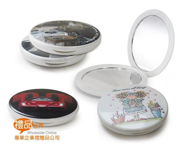 客製化廣告圓鏡